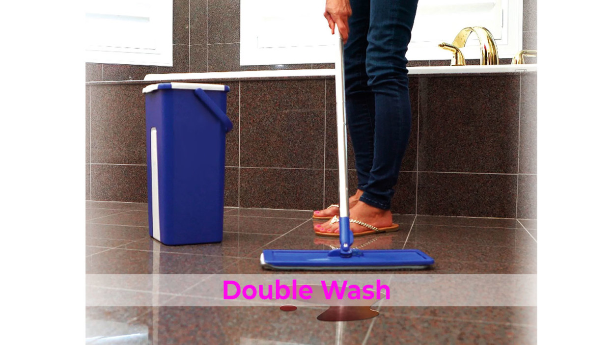 Double Wash recensione