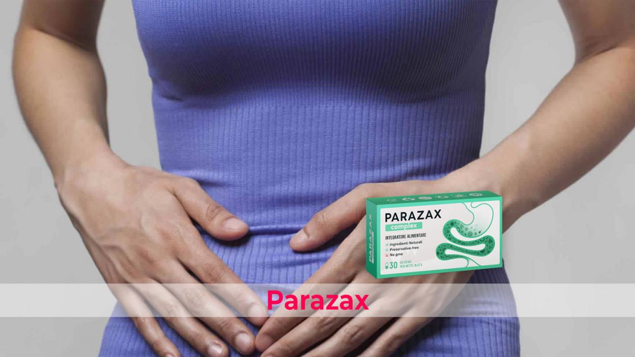 Parazax recensioni